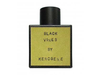 WB Kerosene Black Vines Bottle