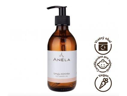 Anela UMYJU MIMINKA - mycí hydrofilní olej