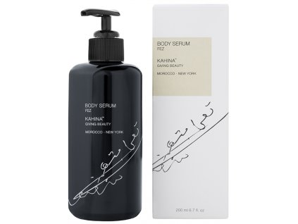 kahina fez body serum 200ml kg032