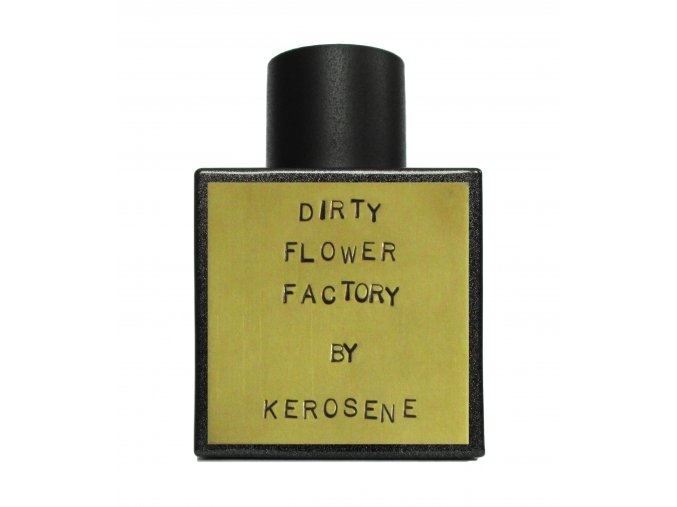 WB Kerosene Dirty Flower Factory Bottle