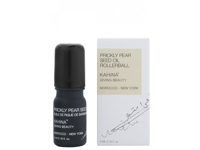 kahina prickly pear seed oil rollerball 5ml kg029