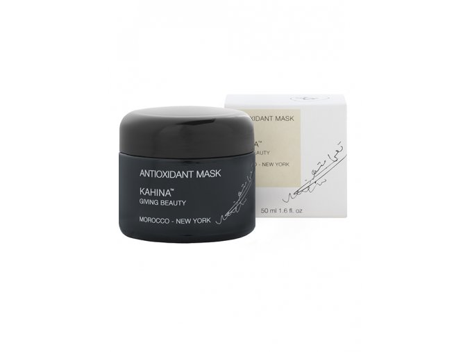kahina antioxidant mask 50ml kg011