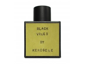WB Kerosene Black Vines Bottle