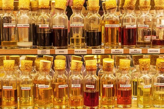 Orientální parfémy
