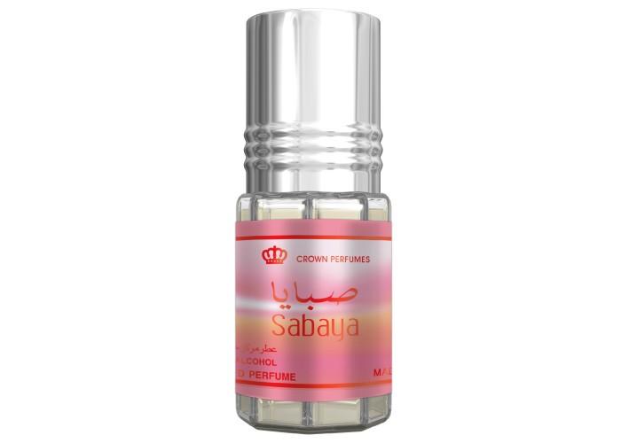 Koncentrovaný olejový parfém Sabaya 3 ml