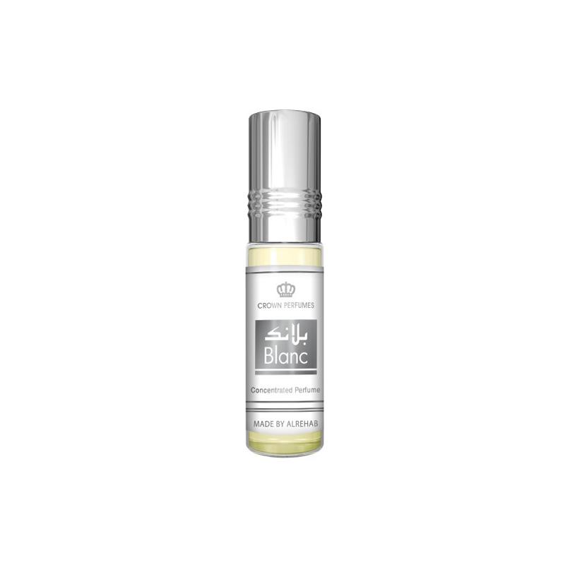 koncentrovaný olejový parfém Blanc 6 ml