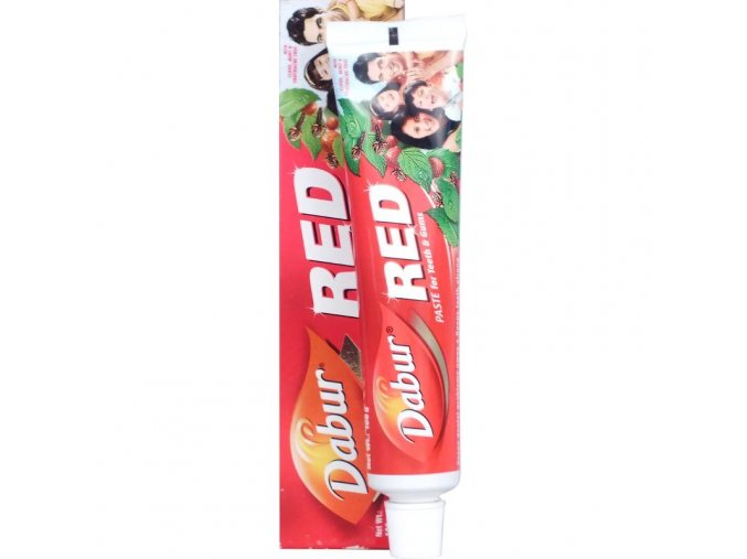 Bylinná pasta na zuby Red Dabur Herbal