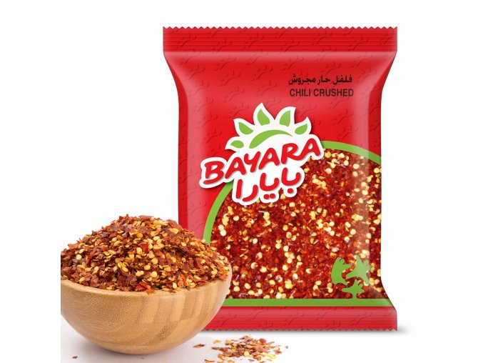3434410014550 BAYARA CHILI CRUSHED 200GR min
