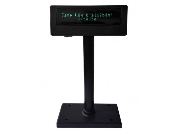 X-touch VFDLD240, USB