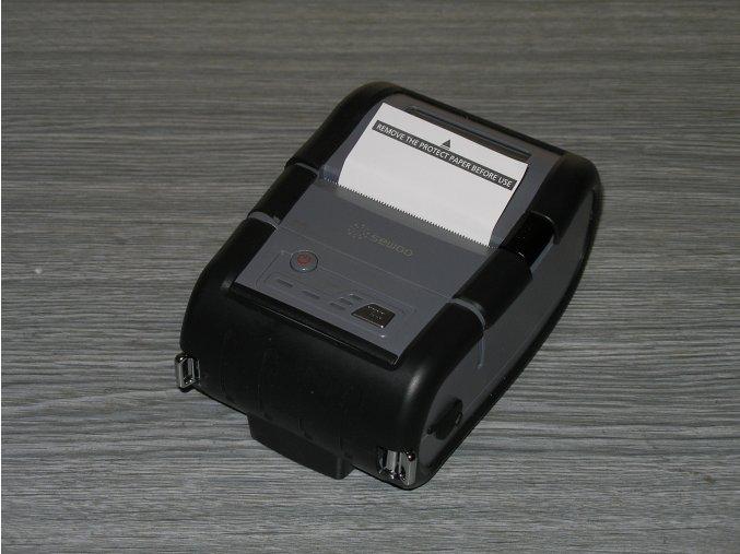 Lukhan LKP20 (USB+RS232+WIFI), tiskárna mobilní