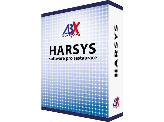 ABX Harsys 6 GOLD+ NET pokladní software pro restaurace