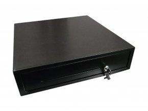 X-touch LQ805 RJ-11 velká černá, pokladní zásuvka