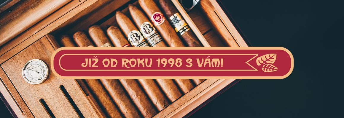 Doutníky praha slaví již 20 let na trhu s Doutníky v České Republice.