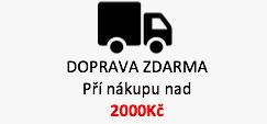 Doprava Zdarma excluzivně u doutníky Praha pří objednávce nad 2000 CZK. Akce platí na všechny doutníky.