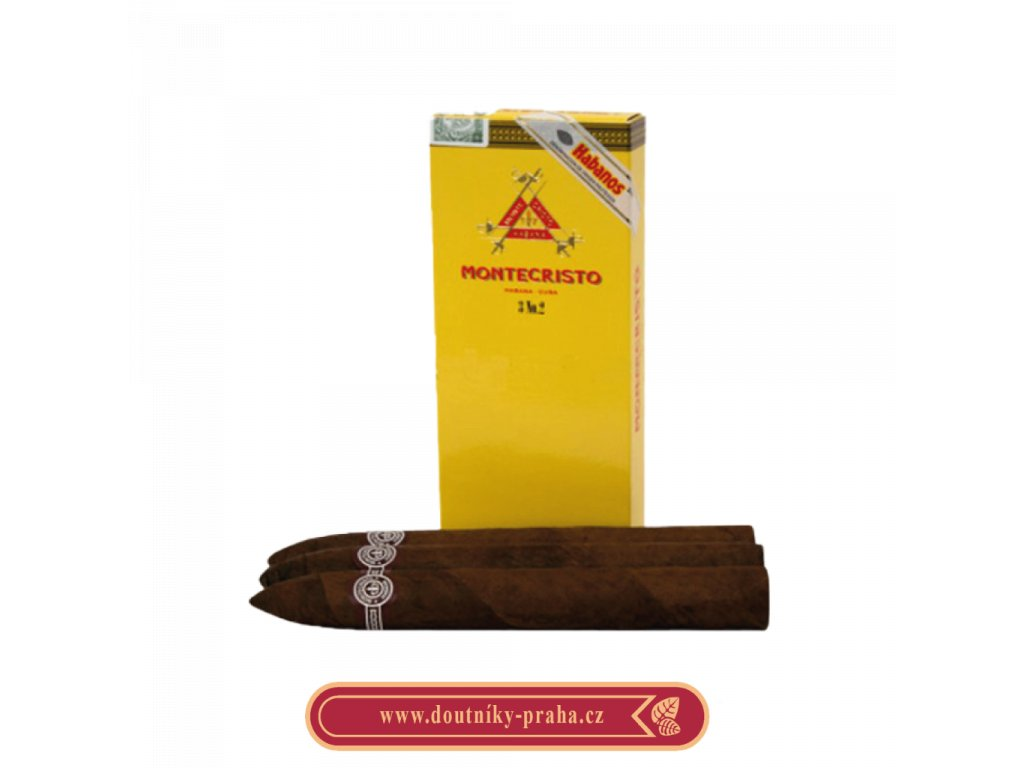 montecristo no2 3ks 3pcs