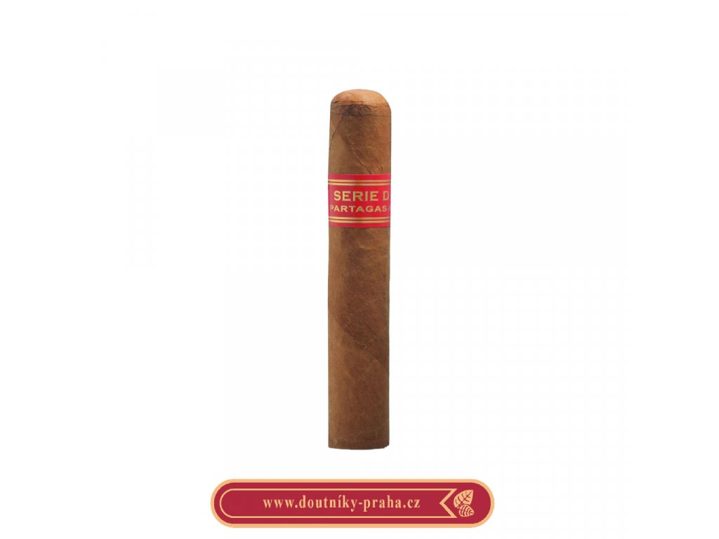 Partagas serie D NO 5 1 ks pcs