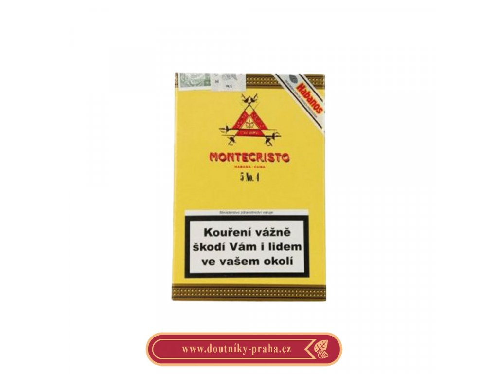 Montecristo NO.4 5 ks pcs