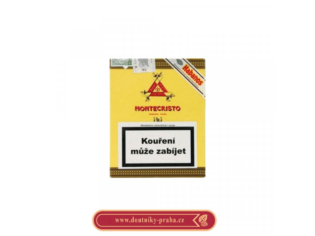 Montecristo NO.5 5 ks pcs