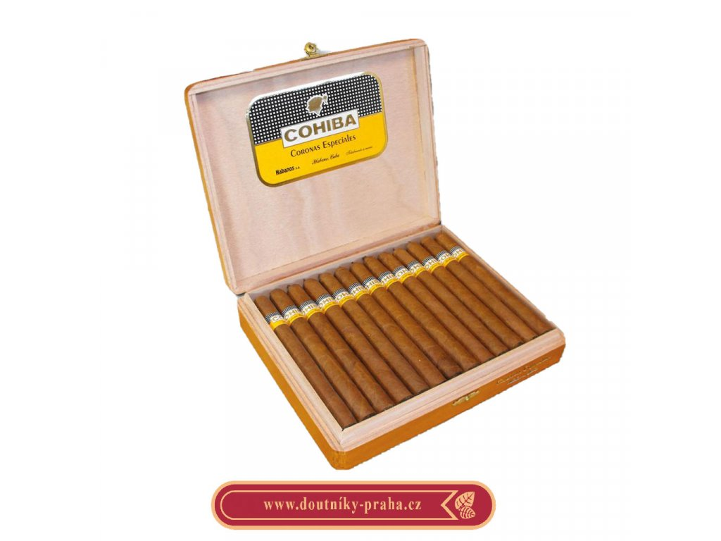 Cohiba Coronas especiales 25 ks pcs
