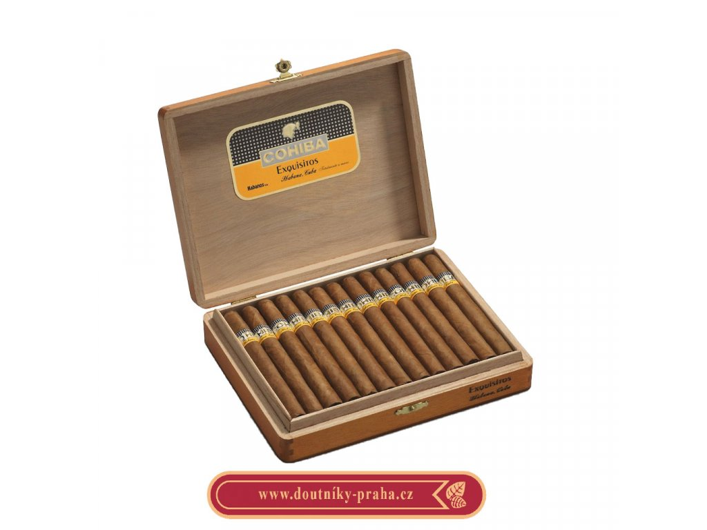 Cohiba Exquisitos 25 ks pcs