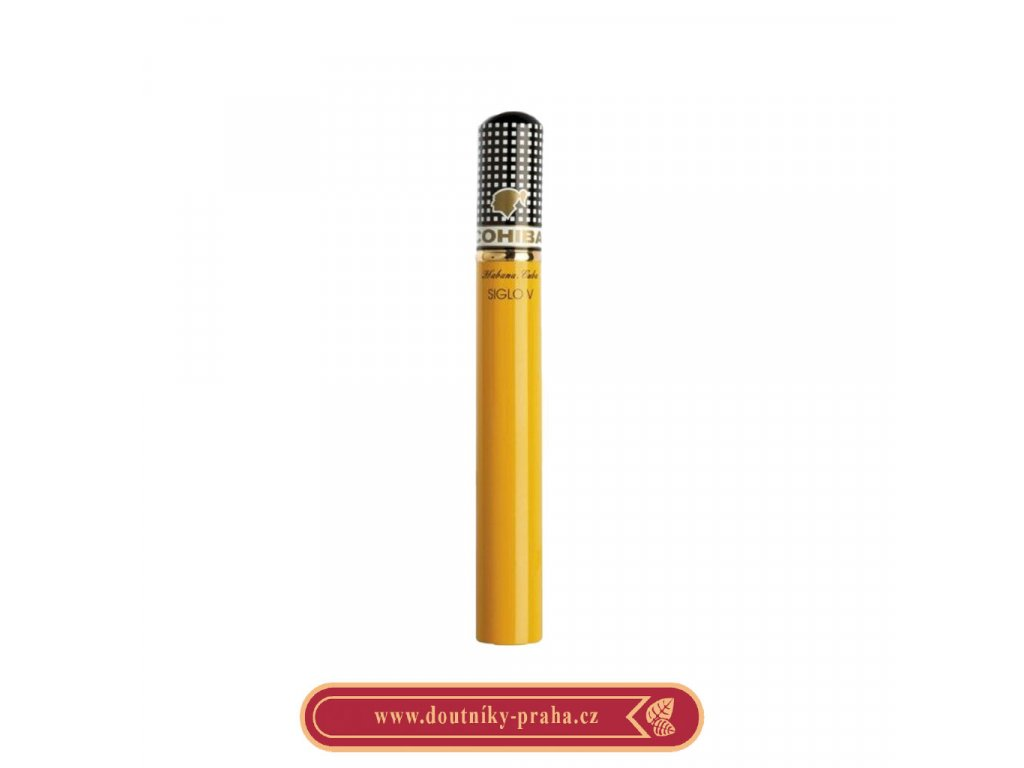 Cohiba siglo v 1 ks pcs AT Tubos