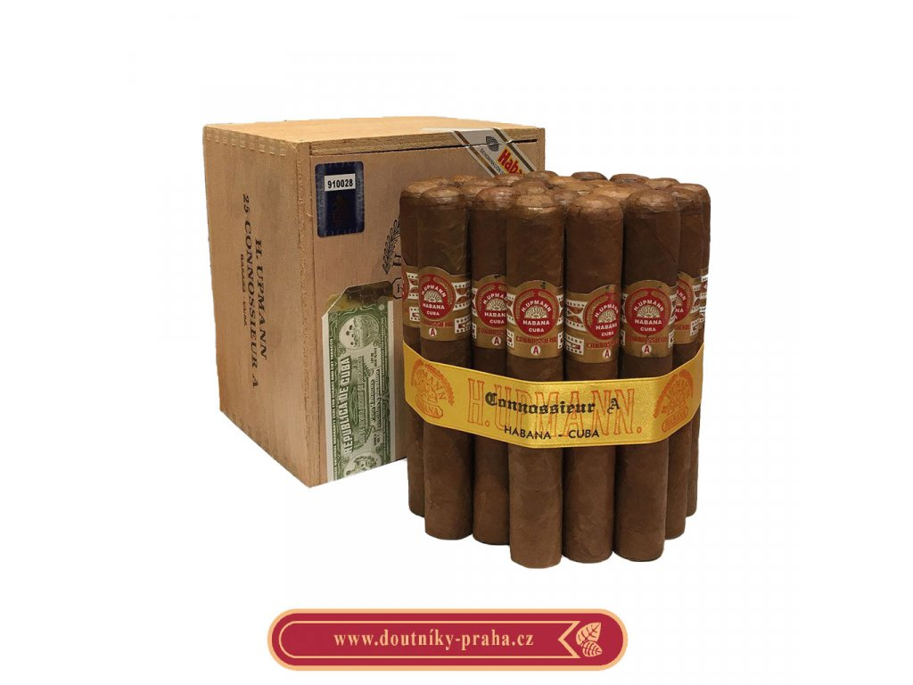 H Upmann Connossieur A 25 ks pcs