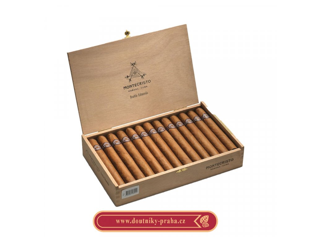 Montecristo Double Edmundo 25 ks pcs
