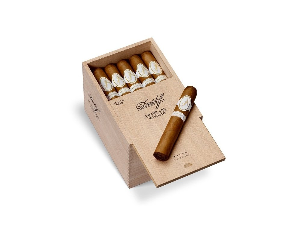 Davidoff Grand Cru Robusto - 25 ks