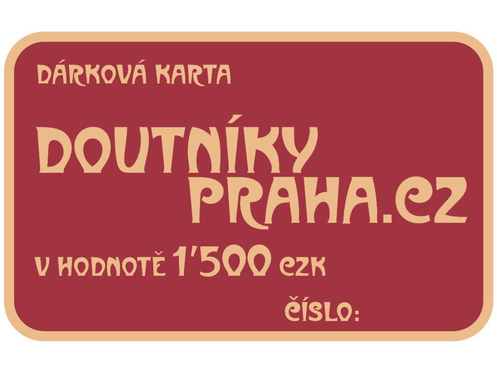 Darkove Karty 1500