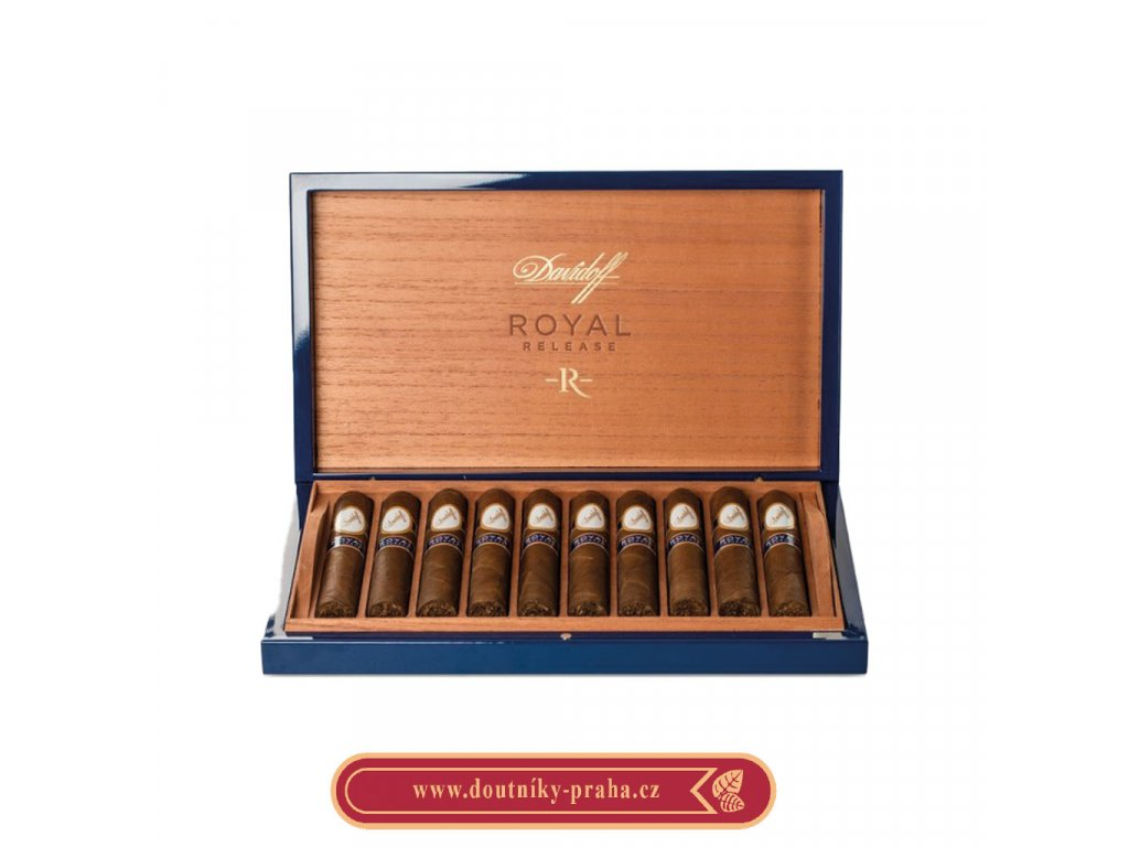Davidoff Royal Release Robusto 10 ks pcs