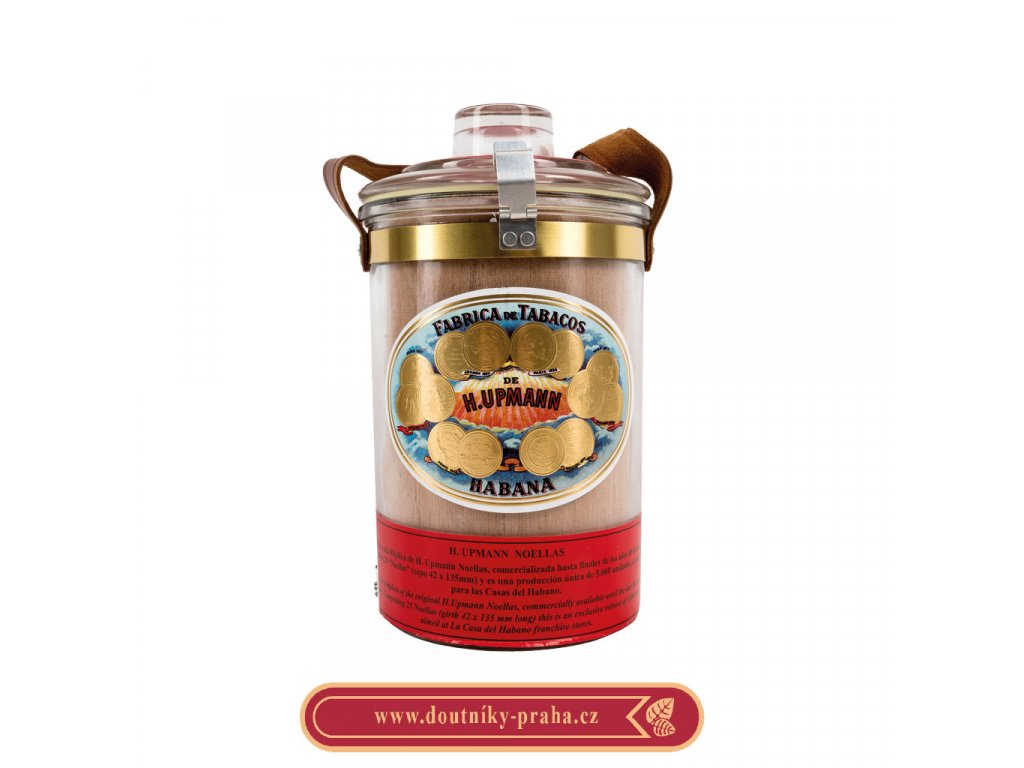 H Upmann noellas jar LCDH 1 ks pcs 1