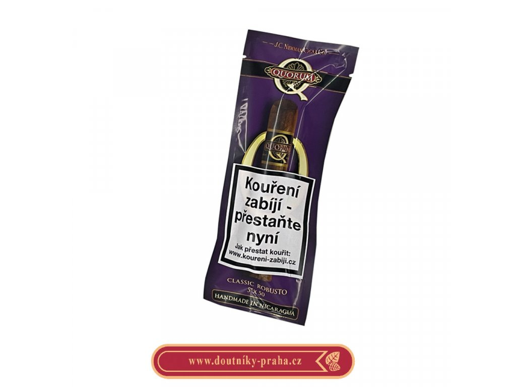 Quorum Robusto Single pack 1 ks pcs 1