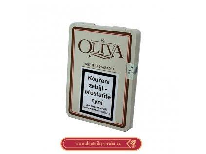 Oliva Cigarillos plech 10 ks pcs