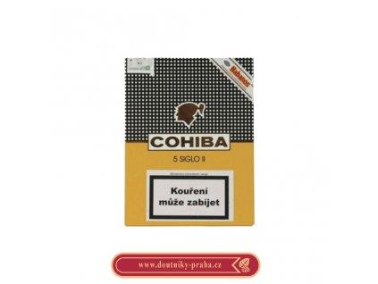 Cohiba siglo ii 5 ks pcs