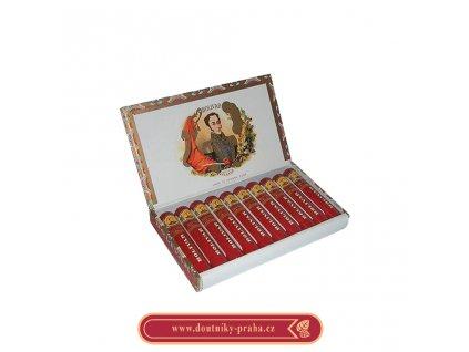 Bolivar Royal Coronas 10 ks pcs A T Tubos