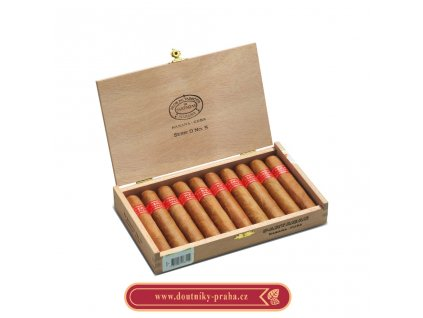 Partagas serie D NO 5 10 ks pcs