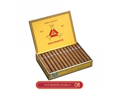 Montecristo NO.3 25 ks pcs