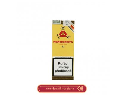 Montecristo NO.3 3 ks pcs