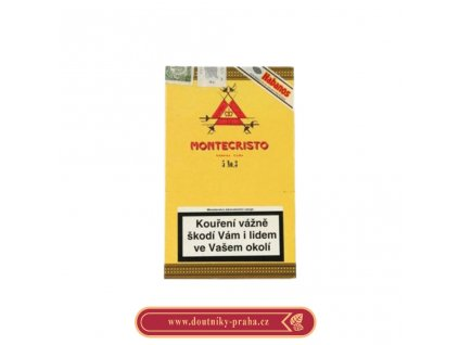 Montecristo NO.3 5 ks pcs