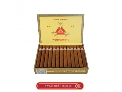 Montecristo NO.4 25 ks pcs