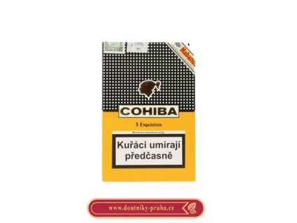 Cohiba Exquisitos 5 ks pcs