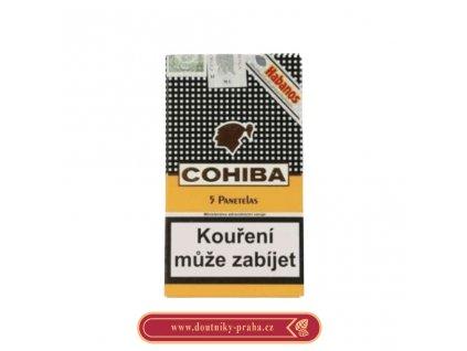 Cohiba panetelas 5 ks pcs