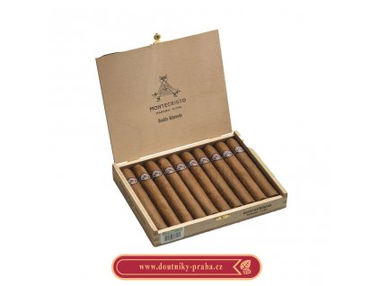 Montecristo Double Edmundo 10 ks pcs