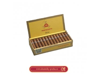 Montecristo Media Corona 25 ks pcs