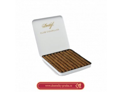 davidoff club cigarillos 10 ks pcs