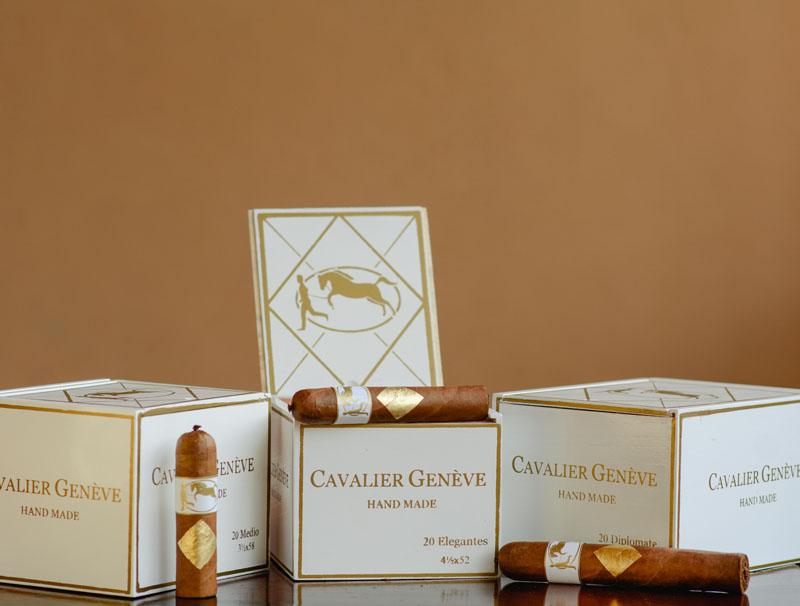 Doutníky Cavalier Geneve White Series