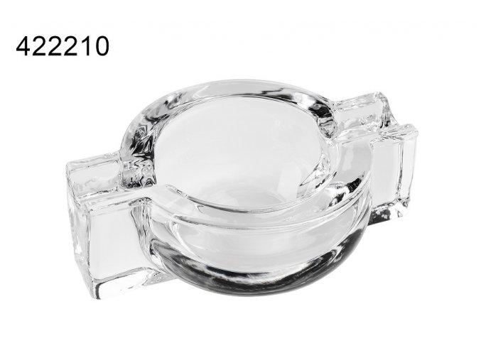popelník na doutníky angelo sklo 422210