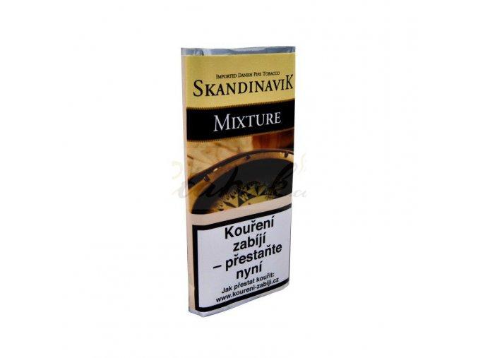 dýmkový tabák skandinavik mixture 40g