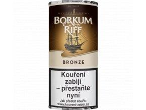 dýmkový tabák borkum riff bronze bourbon whisky