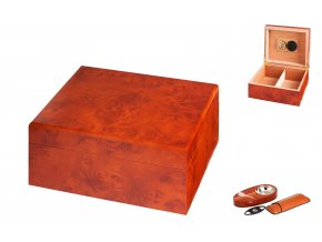humidor set angelo 920590